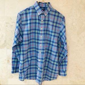 🐳Vineyard Vines {L} Boys' Button-Down Shirt